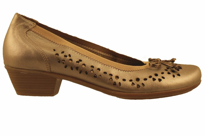 chaussure pour semelle orthop dique femme ballerine agd7326 podoline. Black Bedroom Furniture Sets. Home Design Ideas
